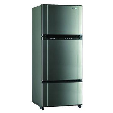 SAMPO 聲寶 SR-M58DV(K1)580L三門變頻黑曜銀冰箱(福利品出清)