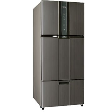SAMPO 聲寶 SR-A58DV(K2)580L三門變頻石墨銀冰箱