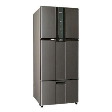SAMPO 聲寶SR-N53DV(K2)530L三門變頻石墨銀冰箱