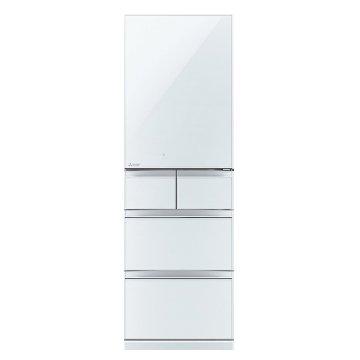 MITSUBISHI 三菱 MR-B46Z(W) 455L五門變頻水晶白冰箱(福利品出清)