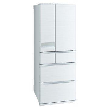 MITSUBISHI MR-JX61C-W-C 605L六門變頻絹絲白日製冰箱