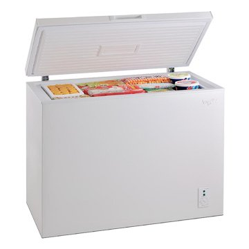 Whirlpool 惠而浦 WCF198W 198L臥式冷凍冰櫃(福利品出清)