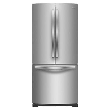 Whirlpool 惠而浦 WRF560SMYM 554L三門 法式不鏽鋼冰箱(福利品出清)