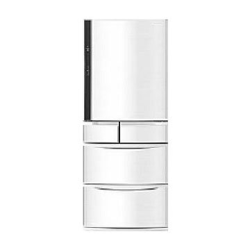 Panasonic 國際牌 NR-E412VT-W1 411L五門變頻無邊框鋼板晶鑽白冰箱日製