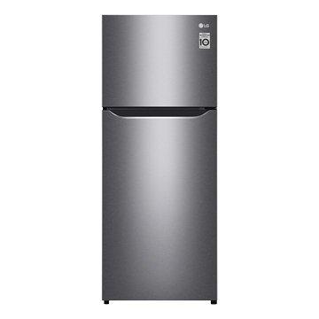 LG GN-I235DS 186L雙門變頻精緻銀冰箱