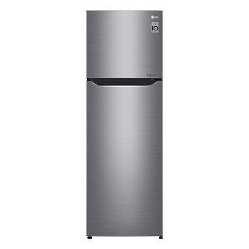 LG GN-L307SV 253L雙門變頻精緻銀冰箱