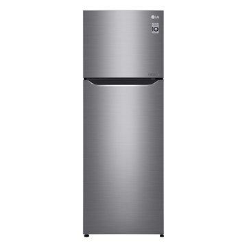 LG GN-L397SV 315L雙門變頻精緻銀Smart冰箱
