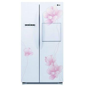 LG GR-HL65M 631L對開變頻冰箱(福利品出清)