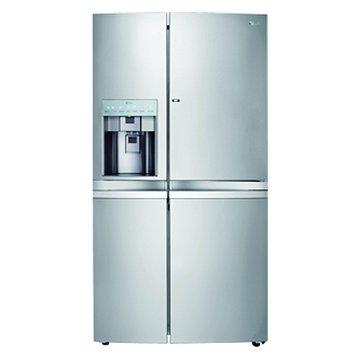 LG GR-DP78S 775L門中門對開變頻精緻銀冰箱(福利品出清)