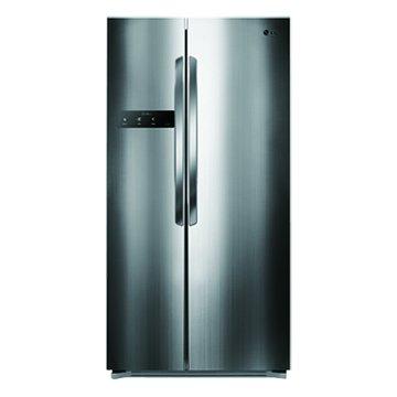 LG GR-BL65S 638L對開變頻精緻銀冰箱(福利品出清)