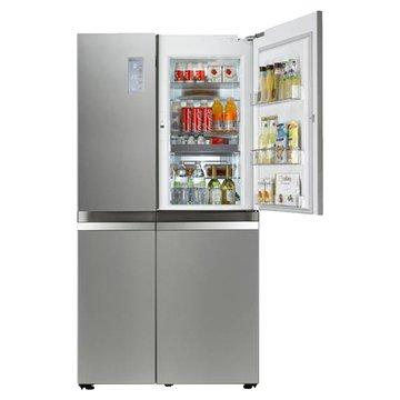 LG GR-DB78N 825L 門中門對開變頻精緻銀冰箱(福利品出清)