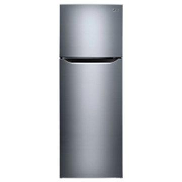 LG GN-L235SV 186L雙門變頻精緻銀冰箱