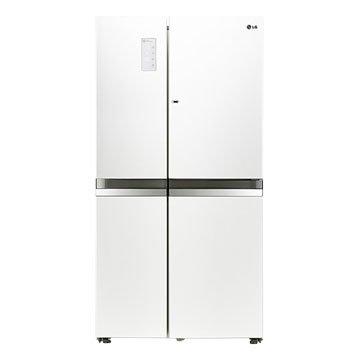 LG GR-DB78W 825L門中門對開冰箱(福利品出清)