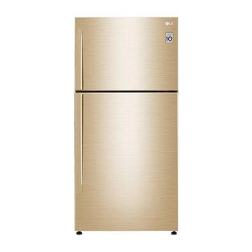 LG GN-BL497GV 496L雙門金色Smart 變頻冰箱