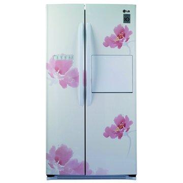 LG GR-HL68M 673L 對開變頻冰箱(福利品出清)