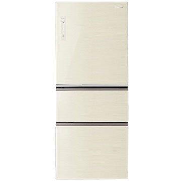 Panasonic  國際牌NR-C618NHG-N 610L三門變頻無框玻璃翡翠金冰箱