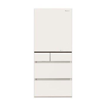 Panasonic 國際牌 NR-E431VG-W1 430L五門變頻無邊框白色日製冰箱(福利品出清)