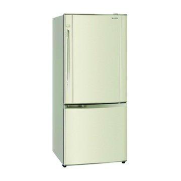 Panasonic 國際牌 NR-B555HV-N 545L雙門變頻琥珀金上冷藏下冷凍冰箱(福利品出清)