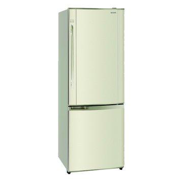 Panasonic 國際牌 NR-B485HV-N 476L雙門變頻琥珀金上冷藏下冷凍冰箱(福利品出清)