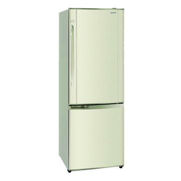 Panasonic 國際牌 NR-B435HV 435L雙門變頻琥珀金上冷藏下冷凍冰箱(福利品出清)