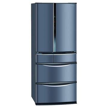 Panasonic 國際牌 NR-F607TT-K1 603L六門變頻琉璃黑日製冰箱(福利品出清)