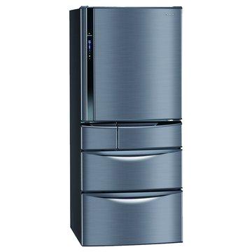 Panasonic 國際牌 NR-E567MV-K 560L五門變頻極致黑冰箱(福利品出清)