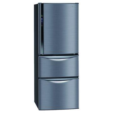 Panasonic 國際牌 NR-C477HV-K 468L三門變頻極致黑冰箱(福利品出清)