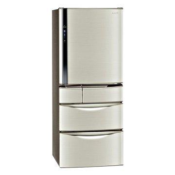 Panasonic 國際牌 NR-E567MV-L560L五門變頻香檳金電冰箱(福利品出清)