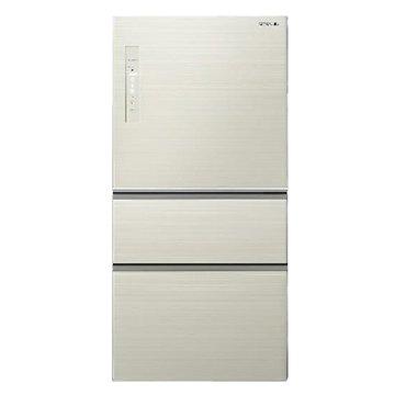 Panasonic 國際牌 NR-C508NHV-L 500L三門變頻無邊框香檳金冰箱(福利品出清)