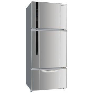 SANLUX SR-C528CV1  528L三門變頻珍珠銀冰箱