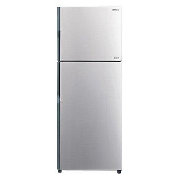 HITACHI 日立 RV439(SLS) 414L雙門變頻冰箱(典雅銀)