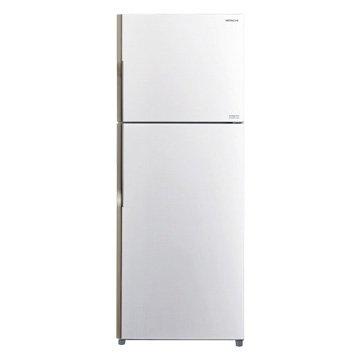 HITACHI 日立 RV439(PWH) 414L雙門變頻冰箱(典雅白)