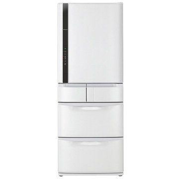 HITACHI 日立 RS-53EMJ(W) 519L五門星燦白日製變頻冰箱(福利品出清)
