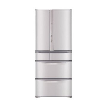 HITACHI R-SF62J(SN)615L六門香檳不鏽鋼變頻冰箱日製