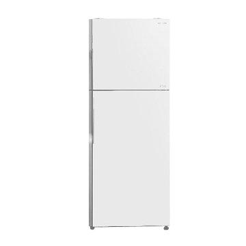 HITACHI 日立 R-G399(GPW) 381L雙門變頻琉璃白冰箱