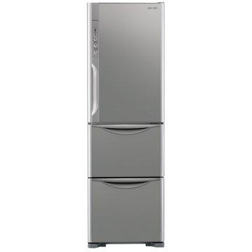 HITACHI 日立 R-H36WS 325L三門變頻不鏽鋼色冰箱(福利品出清)
