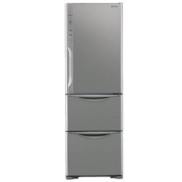HITACHI 日立 R-H41WS 385L三門變頻不鏽鋼色冰箱(福利品出清)
