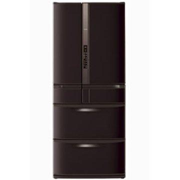 HITACHI 日立 R-SF62CMJ-M 620L六門變頻星燦白日製冰箱(福利品出清)