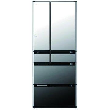 HITACHI 日立 R-SF7800D-X 620L六門變頻琉璃鏡冰箱(福利品出清)