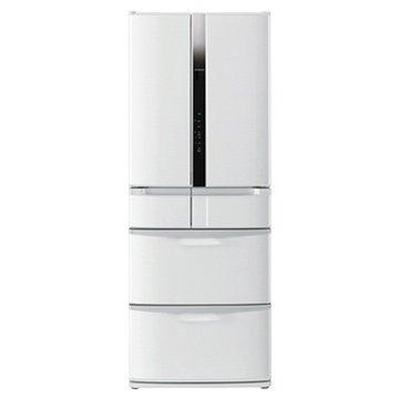 HITACHI 日立 R-SF48EMJ(W) 475L六門星燦白日製冰箱(福利品出清)