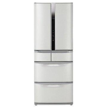 HITACHI 日立 R-SF52EMJ(SH) 517L六門變頻星燦不鏽鋼日製冰箱(福利品出清)
