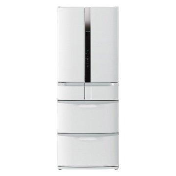 HITACHI 日立 R-SF52EMJ(W) 517L六門變頻星燦白日製冰箱(福利品出清)