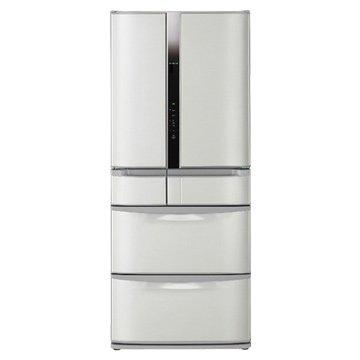 HITACHI 日立 R-SF62EMJ(SH) 620L六門變頻星燦不鏽鋼日製冰箱(福利品出清)