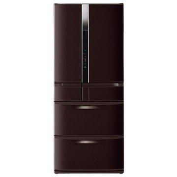 HITACHI 日立 R-SF62EMJ(TD) 620L六門變頻貴族棕日製冰箱(福利品出清)