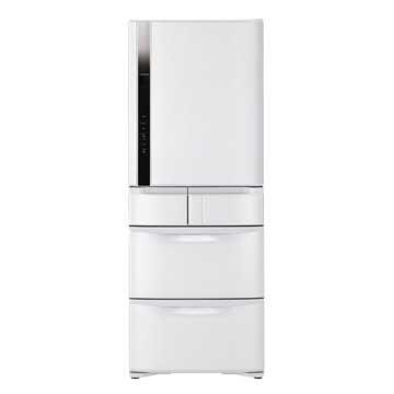 HITACHI 日立 R-S42FJ(W) 420L五門變頻右開星燦白冰箱