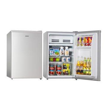 HERAN 禾聯碩 HRE-0711 75L單門銀色左右開冰箱(福利品出清)