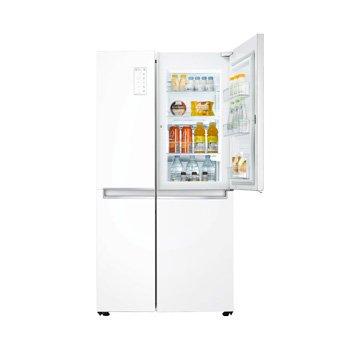 LG GR-DL88W 821L門中門對開變頻白色冰箱
