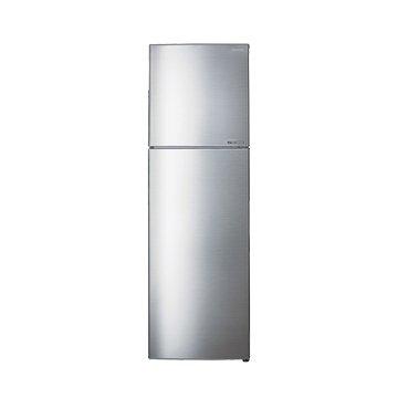 SHARP 夏普SJ-GX25-SL 253L雙門變頻銀色冰箱