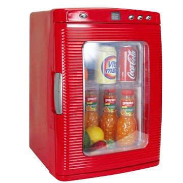 ZANWA 晶華 CLT-25L 25L紅色冷熱兩用電子行動冰箱/冷藏箱/保溫箱不含安裝.可