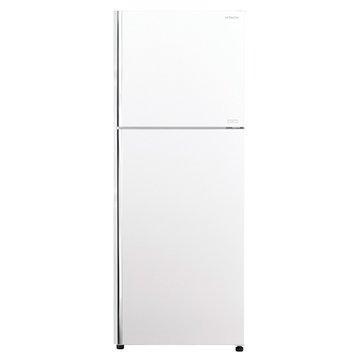 HITACHI 日立R-G409GPW 403L雙門變頻琉璃白冰箱